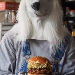 絶品ハンバーガー!