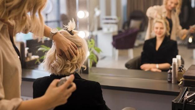 指名客が多い美容師